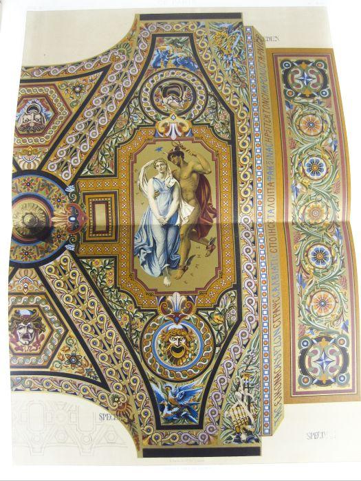 Lot 9 - Garnier, Charles Le nouvel opéra de Paris. Paris: Librairie générale de l'architecture et des