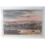 Malta - Goupy, after Benoist A view of the city of Malta, on the side of the cotonere. London: