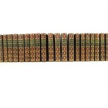 "Rousseau, Jean-Jacques, 22 volumes, comprising Memoires. ""Londres"", 1782-90. 10 vol.; Emile. """