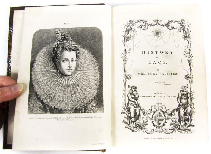 Lot 10 - Jackson, John A treatise on wood engraving, historical and practical. London: Charles Knight and