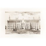 Architectural designs for the Houses of Parliament - Hopper, Thomas Designs for the Houses of