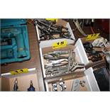 ASSORTED GEAR PULLERS, PARTS IN BOX
