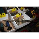 ASSORTED FLARING TOOLS, SLIDE HAMMER IN BOX