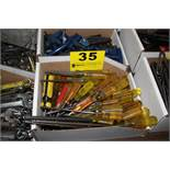 LARGE QTY OF ALLEN DRIVERS IN BOX