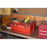 (2) TOOL BOXES