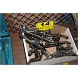 (5) ASSORTED GEAR PULLERS IN BOX