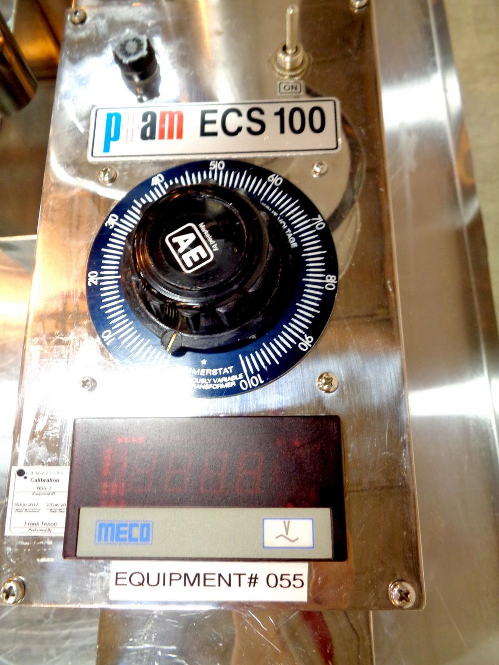 Lot 52 - ACG PAM Empty Capsule Sorter, Model ECS-100, Stainless Steel, S/N 1230