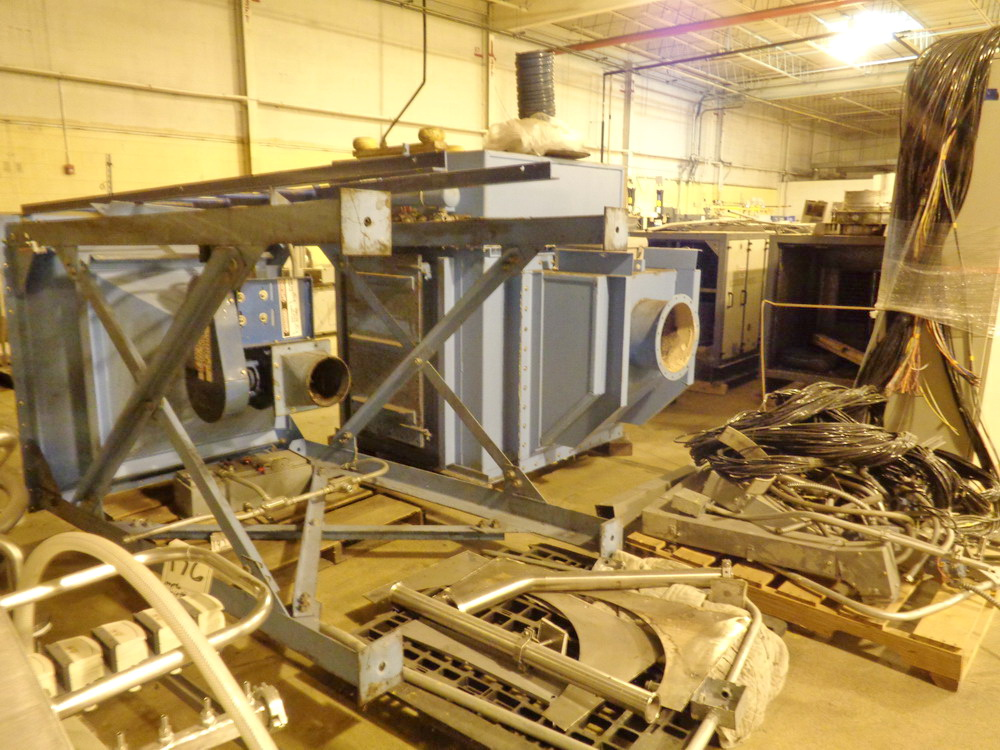 Lot 18 - Niro S6 Fluid Bed Granulator SN 843732