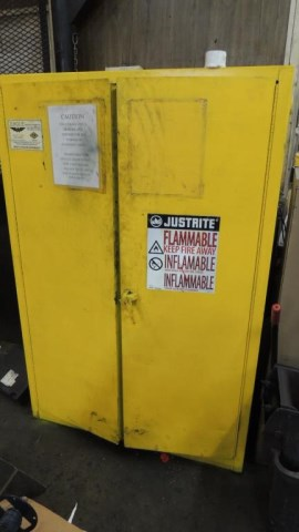 Flammable Cabinet - Image 4 of 5