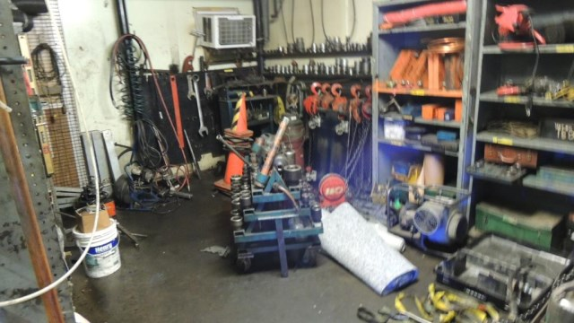 Tool Cage