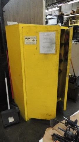 Flammable Cabinet - Image 2 of 5