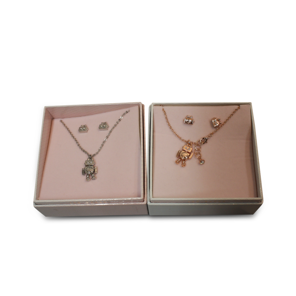 Lot 41 - TWO TED BAKER NECKLACE AND EARRING SETS