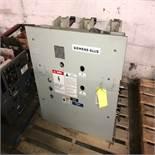 1986 Siemens-Allis 5-3AF-250-1200-58 AC High Voltage Circuit Breaker