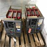 Westinghouse DSL-206 Low Voltage AC Integrally Fused Power Circuit Breaker