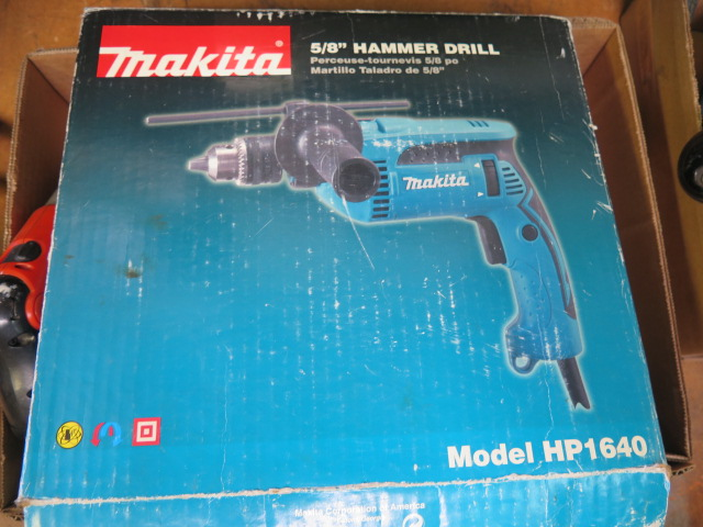 Makita Hammer Drill and Black & Decker Cordless Jig Saw (SOLD AS-IS - NO WARRANTY) - Image 4 of 4