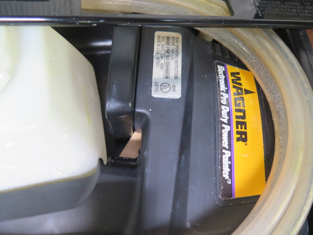 Wagner Electric Power Painters (2) (SOLD AS-IS - NO WARRANTY) - Image 3 of 5