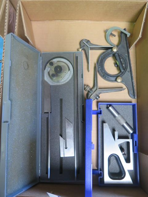 Planer Gage and Protractors (SOLD AS-IS - NO WARRANTY) - Image 2 of 2