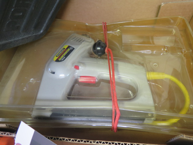 Porter Cable Pneumatic Brad Nailer and Stanley Electric Stapler (SOLD AS-IS - NO WARRANTY) - Image 3 of 3