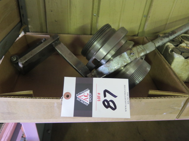Spindle Collet Adaptor (SOLD AS-IS - NO WARRANTY)