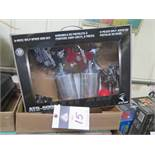 ATD Spray Gun Set (SOLD AS-IS - NO WARRANTY)
