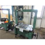 "SIGNODE strapping machine, Model : HBX4330, 36"" wide CAP"