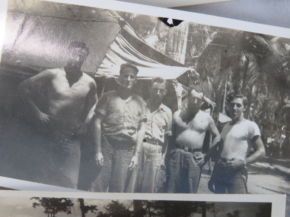 A quantity of WWII US photos from Iwo Ji - Image 3 of 4
