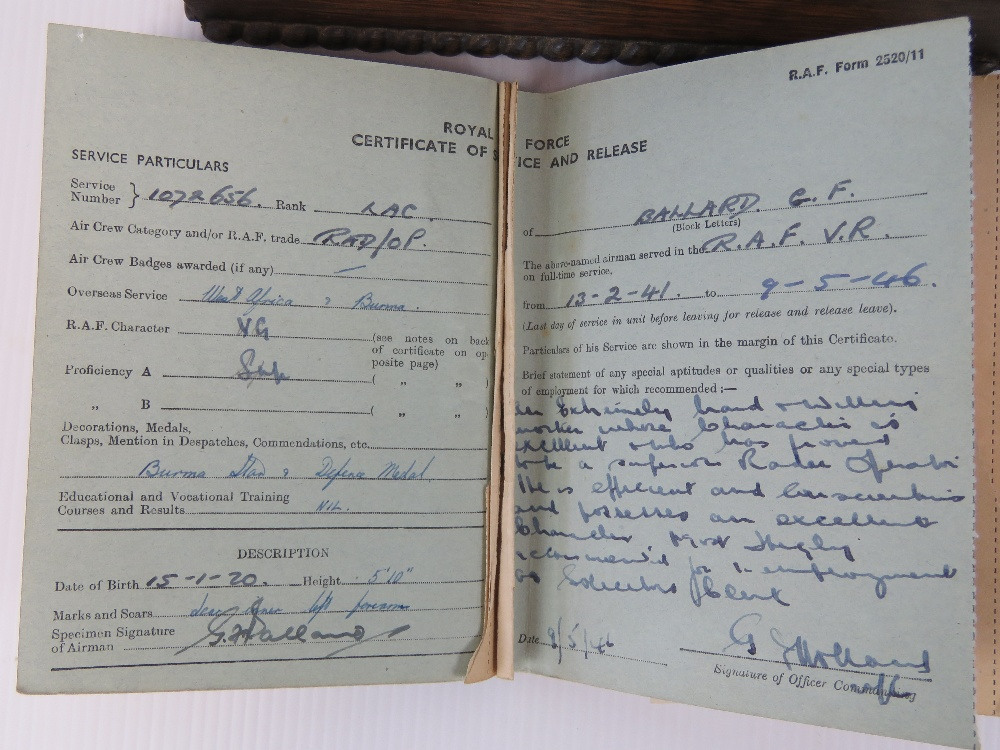A collection of items belonging to RAF L - Image 3 of 4