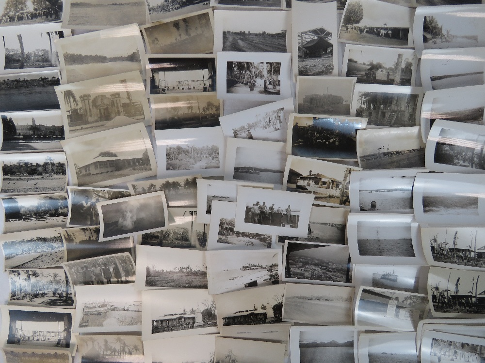 A quantity of WWII US photos from Iwo Ji