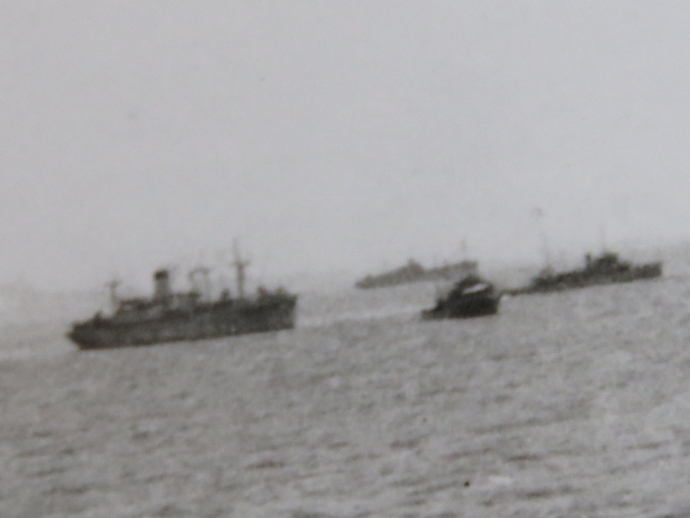 A quantity of WWII US photos from Iwo Ji - Image 4 of 4