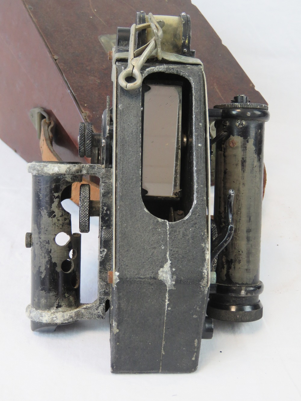 A bubble Sextant mark IX by SS&S Ltd, ma - Image 4 of 4