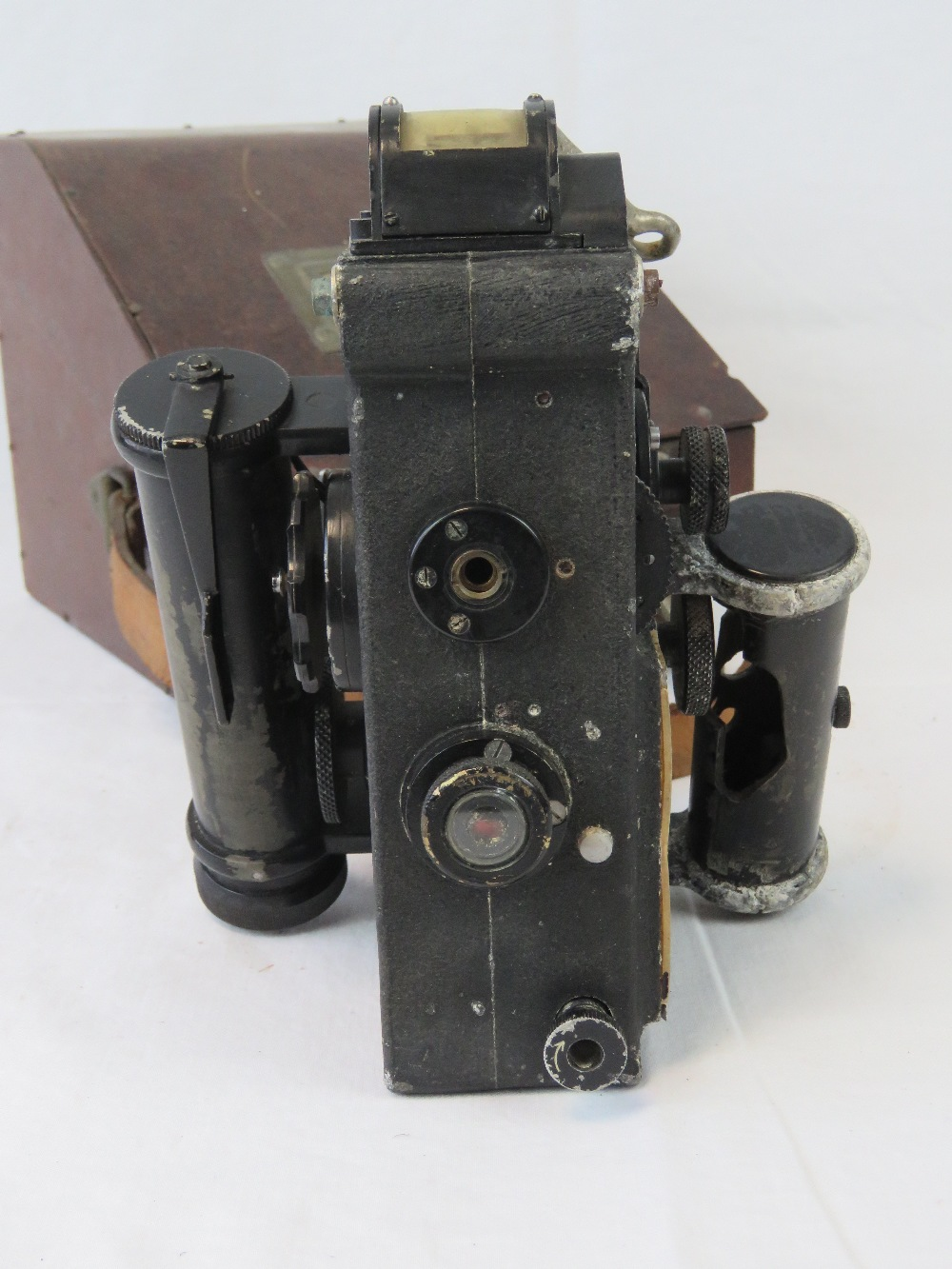 A bubble Sextant mark IX by SS&S Ltd, ma - Image 2 of 4