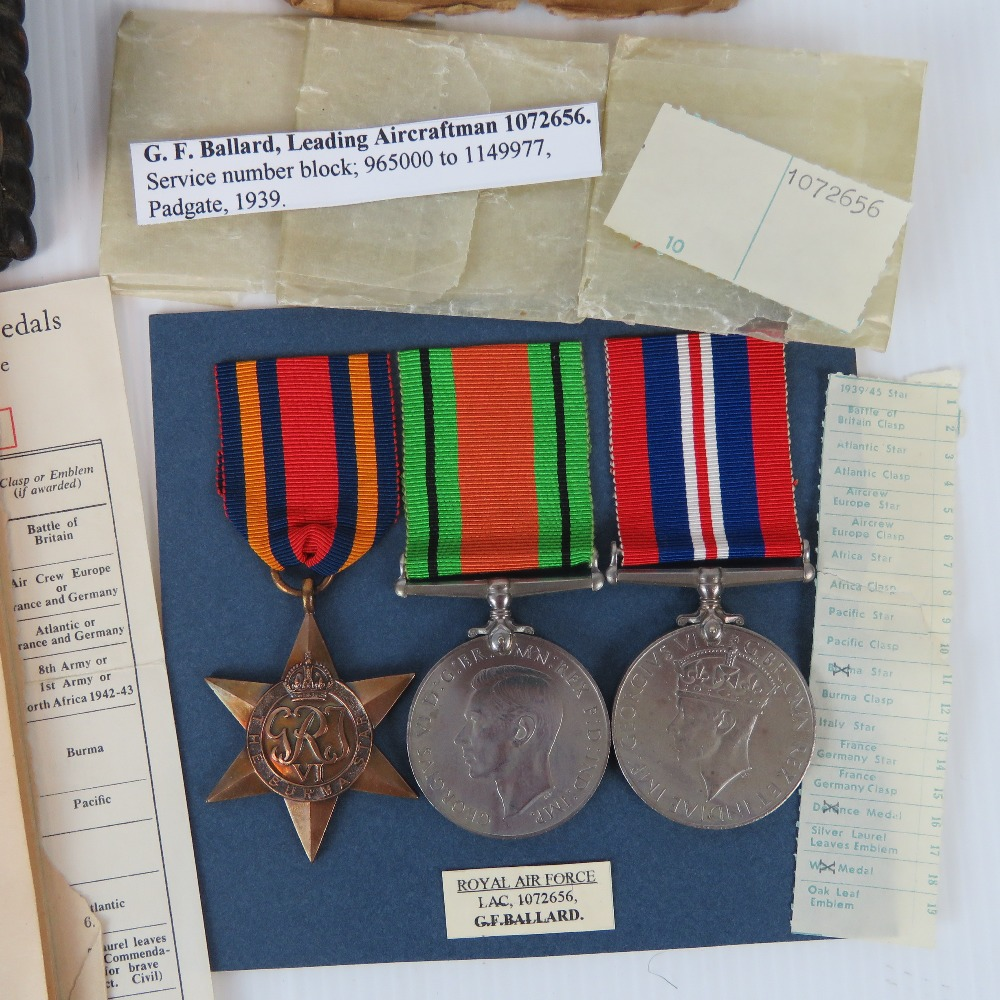 A collection of items belonging to RAF L - Image 2 of 4