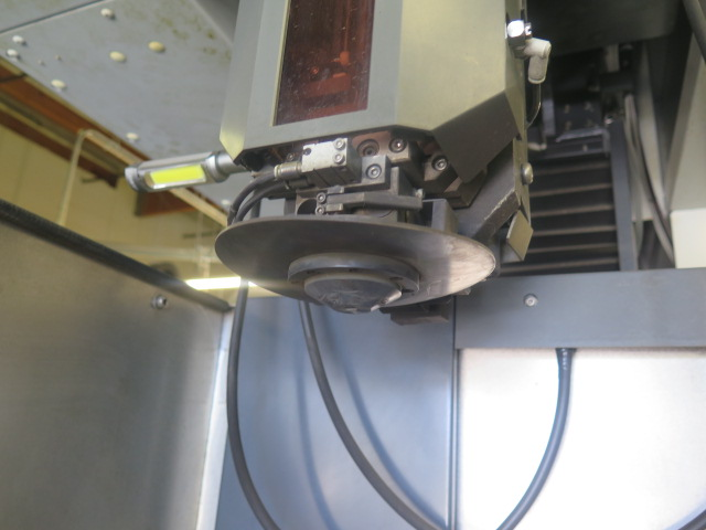 Mitsubishi BA24 CMC Wire EDM Machine w/ Mitsubishi Controls and Hand Controller, 0.2mm-0.3mm Dia. - Image 7 of 15