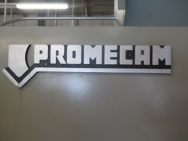 "Promecam RG-50-20 50 Ton x 79"" CNC Press Brake s/n 14501 w/ PM Graph Controls and Back Gaging, 79"" - Image 8 of 9"
