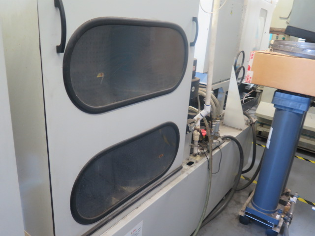 Mitsubishi BA24 CMC Wire EDM Machine w/ Mitsubishi Controls and Hand Controller, 0.2mm-0.3mm Dia. - Image 10 of 15