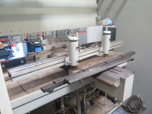 "Promecam RG-50-20 50 Ton x 79"" CNC Press Brake s/n 14501 w/ PM Graph Controls and Back Gaging, 79"" - Image 6 of 9"