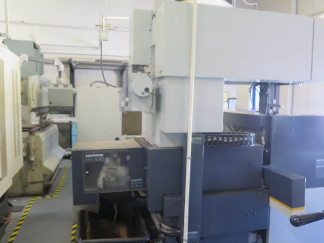 Mitsubishi BA24 CMC Wire EDM Machine w/ Mitsubishi Controls and Hand Controller, 0.2mm-0.3mm Dia. - Image 11 of 15