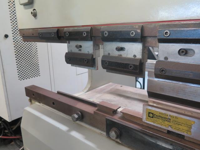 "Promecam RG-50-20 50 Ton x 79"" CNC Press Brake s/n 14501 w/ PM Graph Controls and Back Gaging, 79"" - Image 4 of 9"