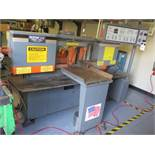 "HEM mdl. H90A-4 12"" Automatic Horizontal Band Saw s/n 941406 w/ HEM Controls, Automatic Clamping and"
