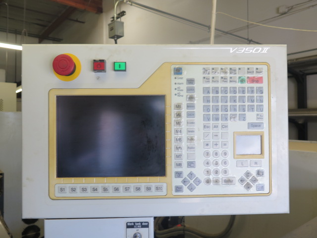 Mitsubishi BA24 CMC Wire EDM Machine w/ Mitsubishi Controls and Hand Controller, 0.2mm-0.3mm Dia. - Image 12 of 15