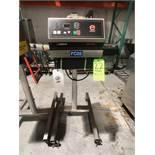 Enercon Super Seal Portable Induction Sealer, ModelLM4581-45, S/NC20953-01, Rating Super Seal
