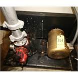 Roper Liquid Sugar Positive Displacement Transfer Pump: Type 3; 7.5HP 1760 RPM Drive