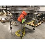 2014 Kason S/S Sifter / Separator, Model K60-1 FT - SS, S/N K-10930T, Portable Unit Mounted on S/S