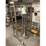 Graco Saniforce S/S Barrel Pump, Model 24E836 24G746, 6:1 with Marathon Fluid Systems DUS Drum