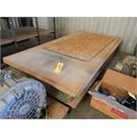 LOT MISC. PLYWOOD SHEETS