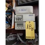 LOT (2) X-RITE DENSITOMETER