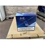 180 x MY BLU E-Liquid Mint Chilli 9mg (3 boxes x 60 per box)