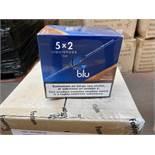180 x MY BLU E-Liquid Tobacco 9mg (3 boxes x 60 per box)