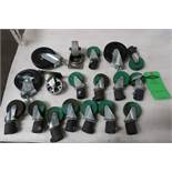 Lot of Casters (wheels)