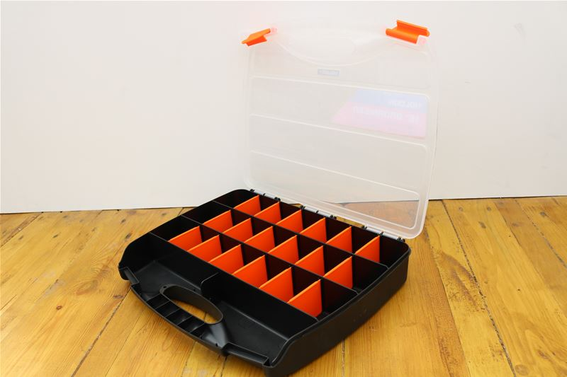 Lot 49 - 10 x HOLDON 15in Organiser Tool Case